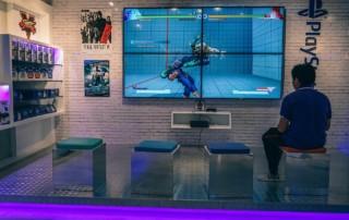 Zocker Sessel und Gaming Couch