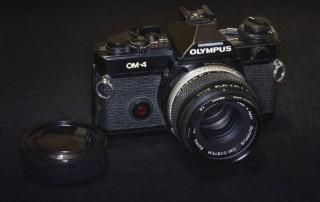 Olympus Objektiv