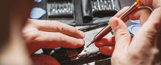 Smartphone reparieren