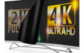 Curved Monitor 4K