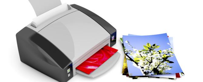 Mobiler Fotodrucker