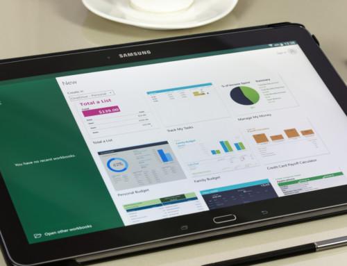 Kassensystem mit Microsoft Excel
