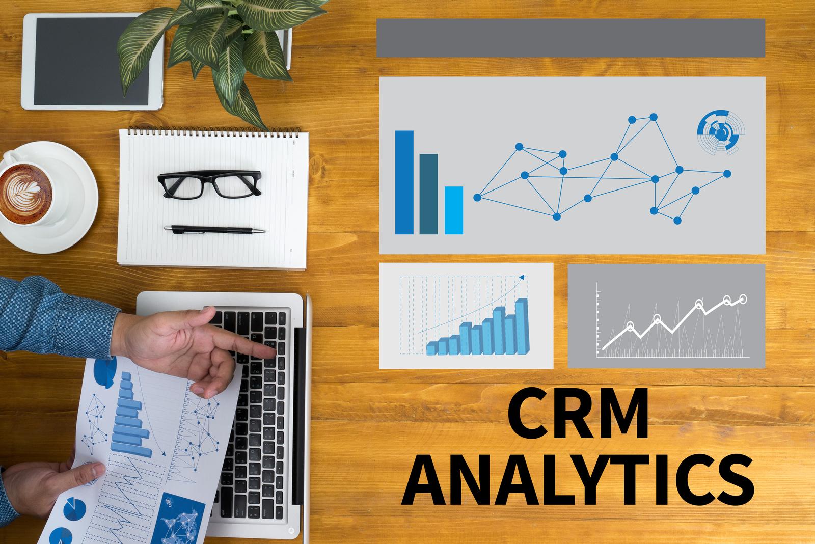 ERP System und CRM